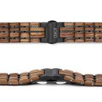 Jord Zebrawood Sandalwood Apple Watch Band