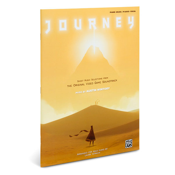Journey Video Game Songbook for Piano