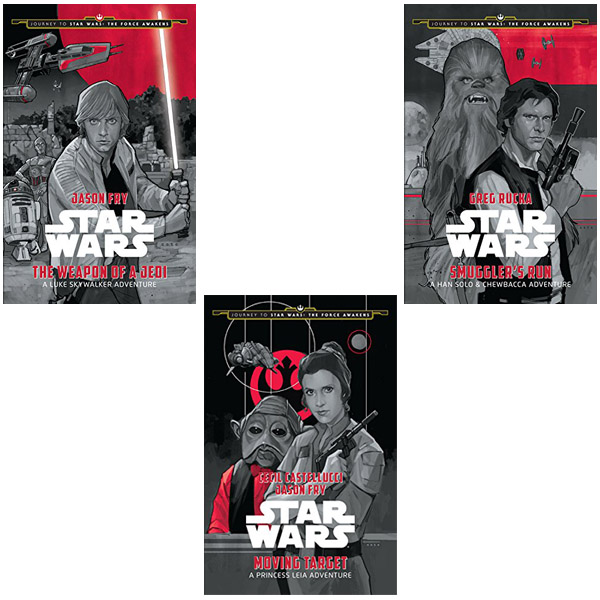 Journey to Star Wars the Force Awakens Books