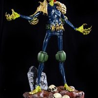 Judge Death Statue