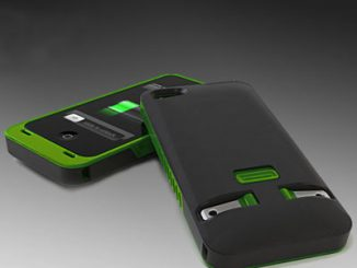 JuiceTank - iPhone Case & Charger in One