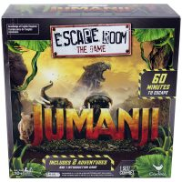 Jumanji Escape Room Game Box
