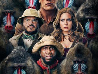 Jumanji The Next Level Poster