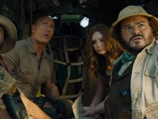 Jumanji The Next Level Trailer