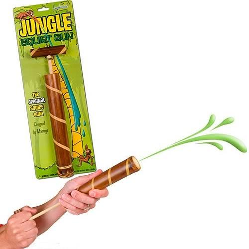 Jungle Squirt Gun