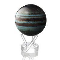 Jupiter Spinning Globe