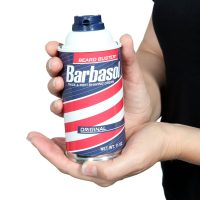 Jurassic Park Barbasol Cryo Can Replica