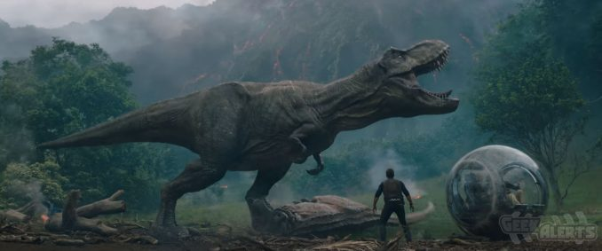 Jurassic World Fallen Kingdom Final Trailer