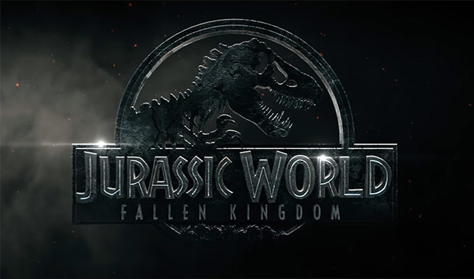 Jurassic World: Fallen Kingdom Official Trailer