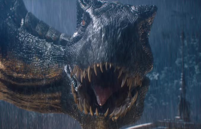 Jurassic World: Fallen Kingdom - New Trailer Teaser