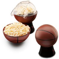 Just Pop It Hot Air Basketball Popcorn Popper