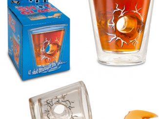 Just Shot Glass