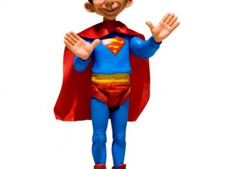 Just Us League of Stupid Heroes Series 1 Superman Action Figure