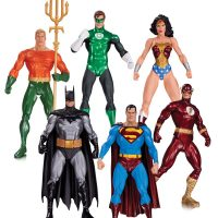Justice League Alex Ross Action Figure 6-Pack