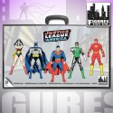 Justice League DC 8 Inch Action Figure Carrying Case