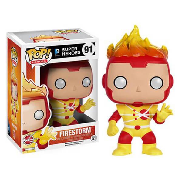 Justice League Firestorm Pop Vinyl Figure