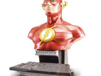 Justice League Flash Bust 3D Puzzle