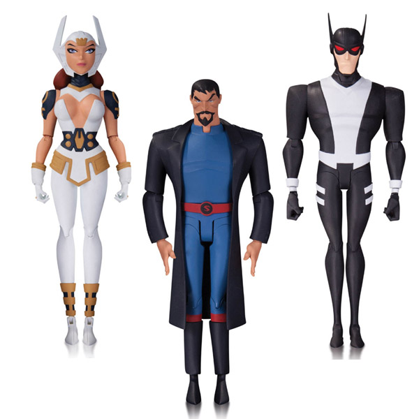 Justice League Gods and Monsters Action Figures