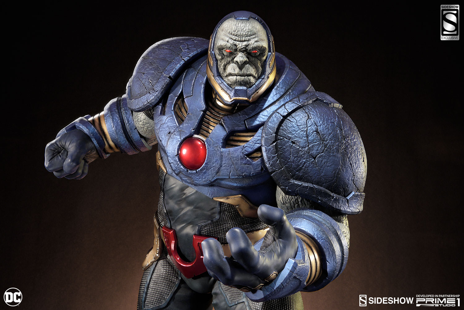 Justice League New 52 Darkseid Statue