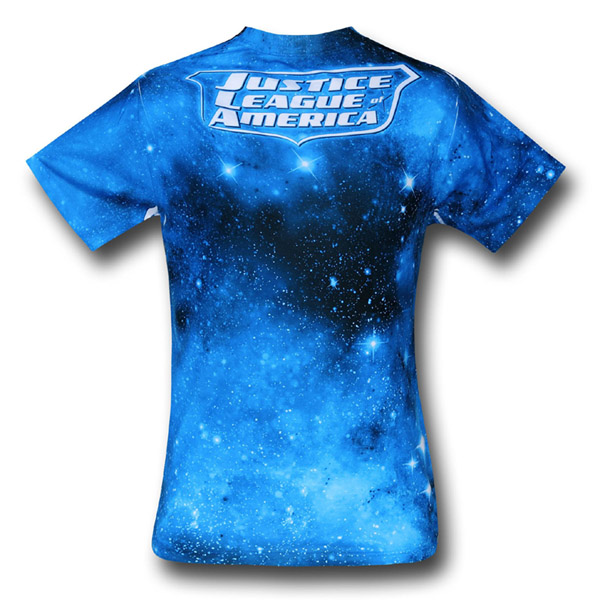 Justice League Space Patrol Sublimated Shirt