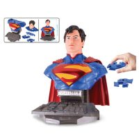 Justice League Superman Bust 3-D Puzzle