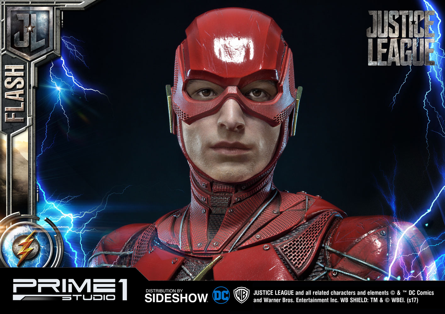 Justice League The Flash Statue