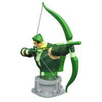 Justice League Unlimited Green Arrow Bust