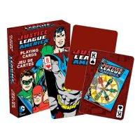 Justice League of America Retro Playing Cards
