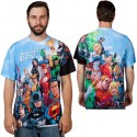 Justice League of America Sublimation T-Shirt