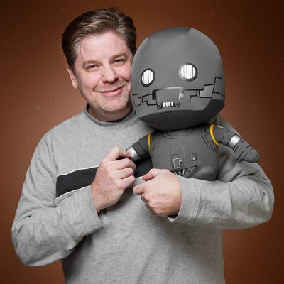 K-2SO 16in Plush