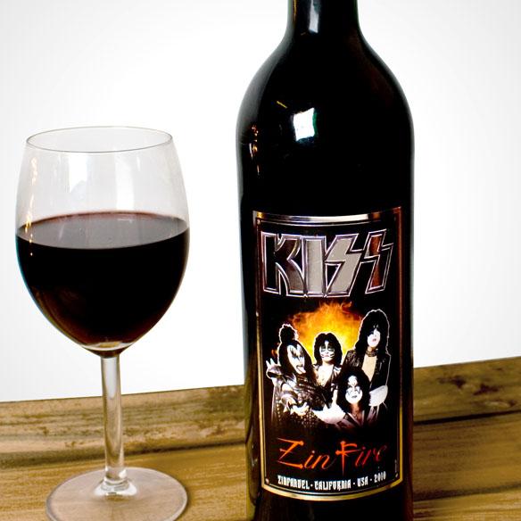 KISS Zin Fire Wine