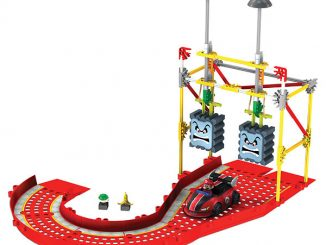 K'NEX Mario vs Thwomps Building Set