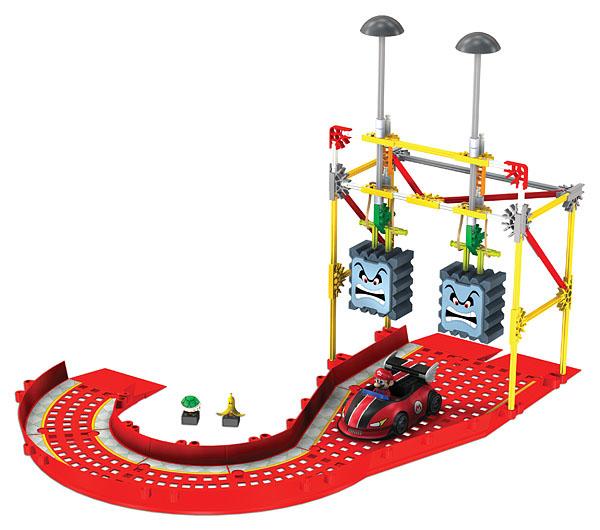 K'NEX Mario vs Thwomps Building Set