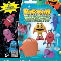 KNEX PacMan and the Ghostly Adventures Mystery Pack