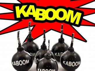 Kaboom Candles