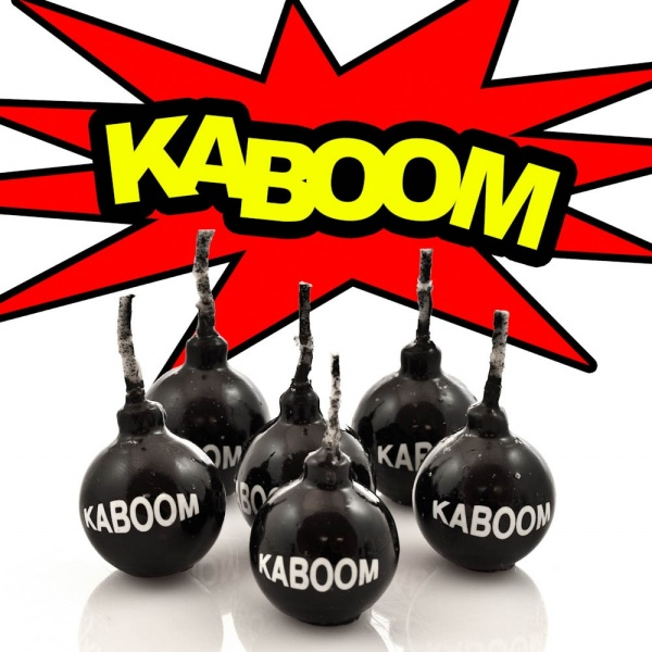 Kaboom Candles