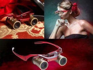 Kabuki Auto Focus Opera Glasses