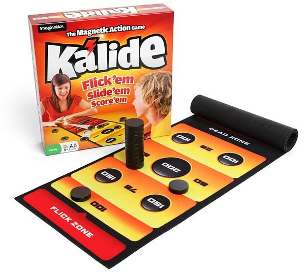 Ka'lide Magnetic Action Game