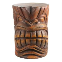 Kanaloa Grand Tiki Sculptural Table