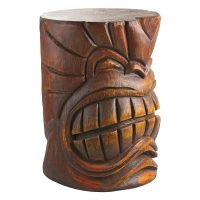 Kanaloa Tiki Sculptural Table
