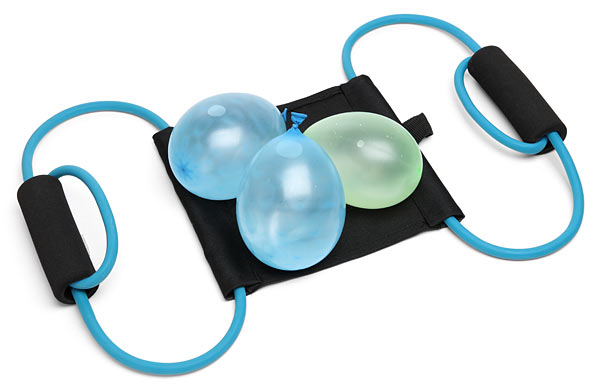 Kaos Catapult 3 Person Water Balloon Slingshot