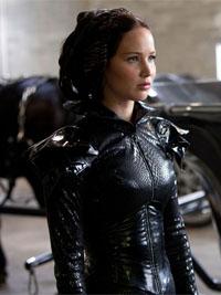 Katniss Everdeen Girl On Fire