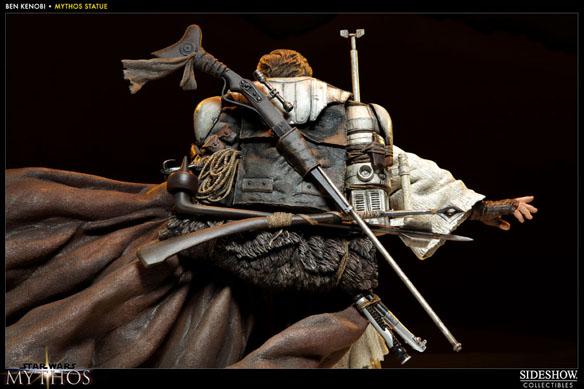 Kenobi Mythos Polystone Statue