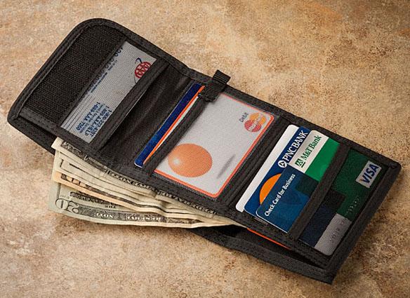 Kevlar Wallet