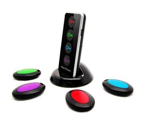 Key Finder 4 Receiver Wireless RF Item Locator