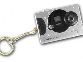 Keychain Mini Digital Camera