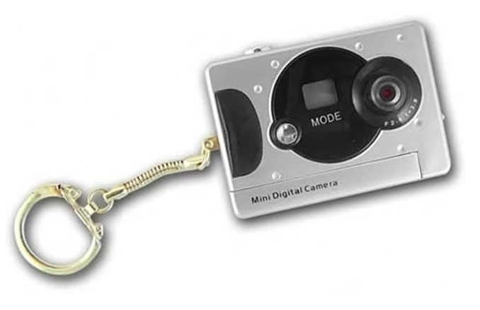 Keychain Mini Digital Camera