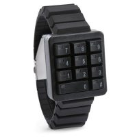 Keypad Hidden Time Watch