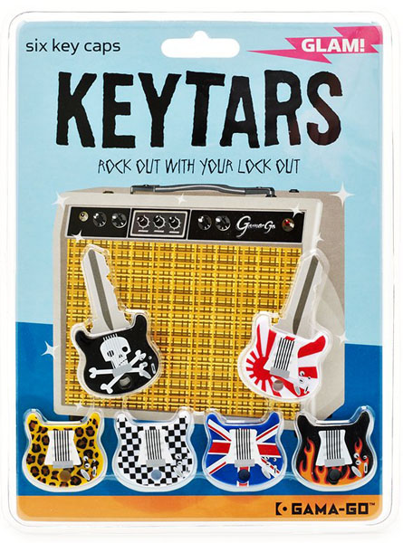 Keytars Key Covers