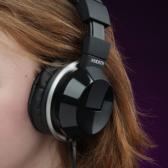 Kicker Cush Headphones